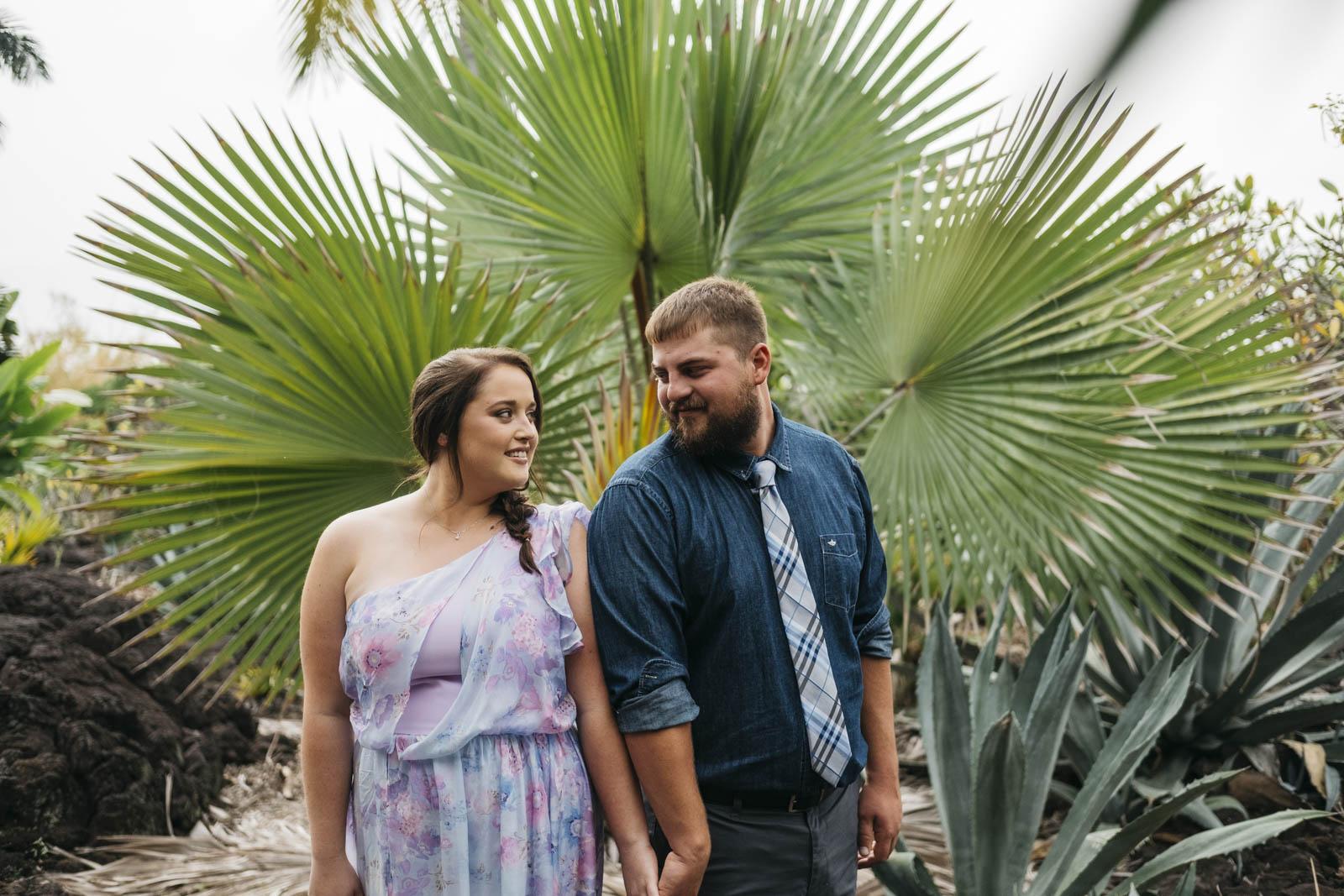 Hawaiian Island wedding in November.