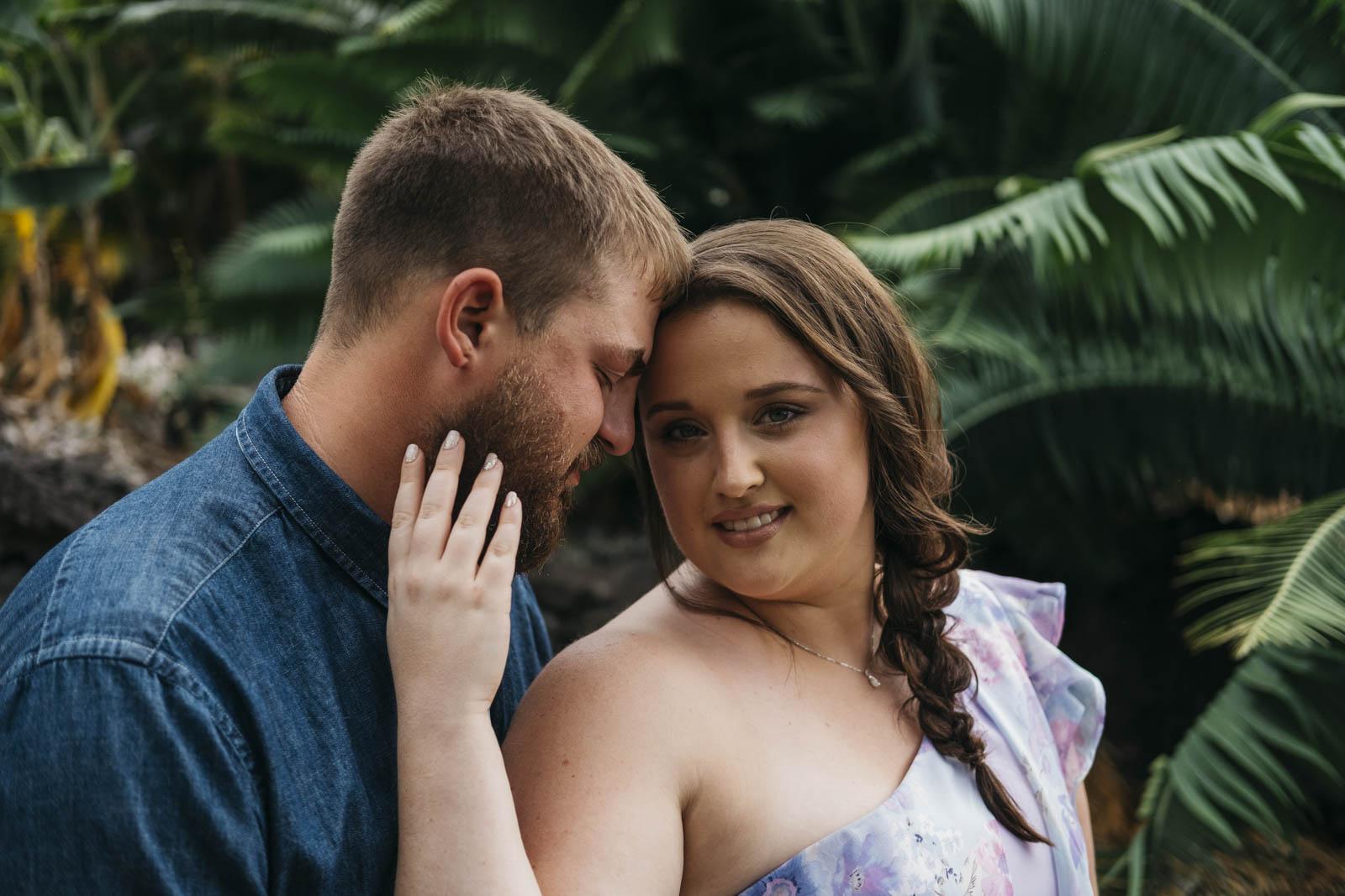 Destination wedding in Hawaii for Hawaiian wedding.