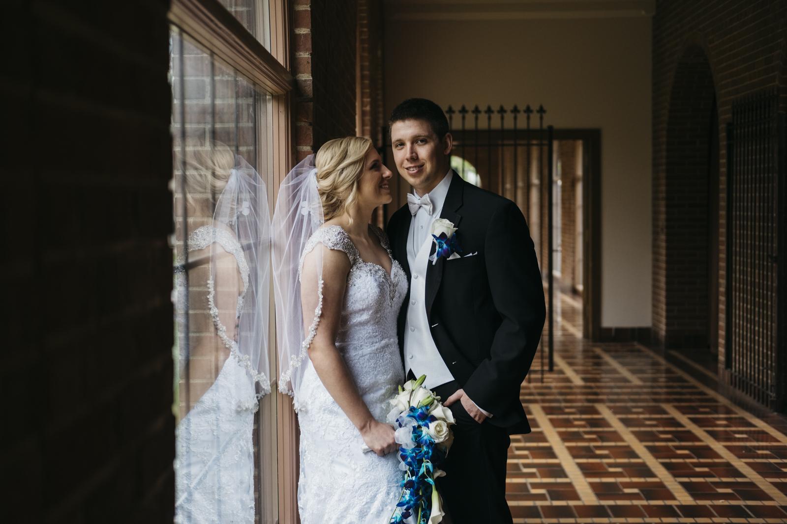 Wedding photography at The Inn at St. John's.