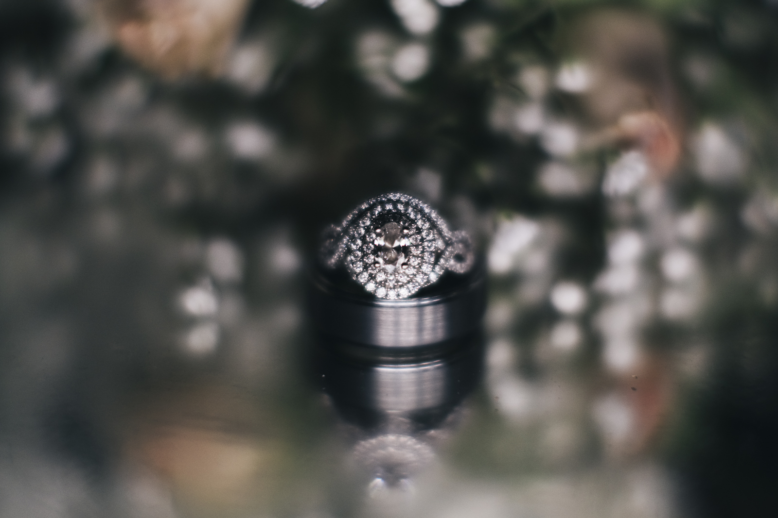 Beautiful wedding bands from Osterman Jewelers.