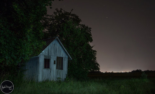 Swatch Intern Captured Photograph of Abandoned Barn