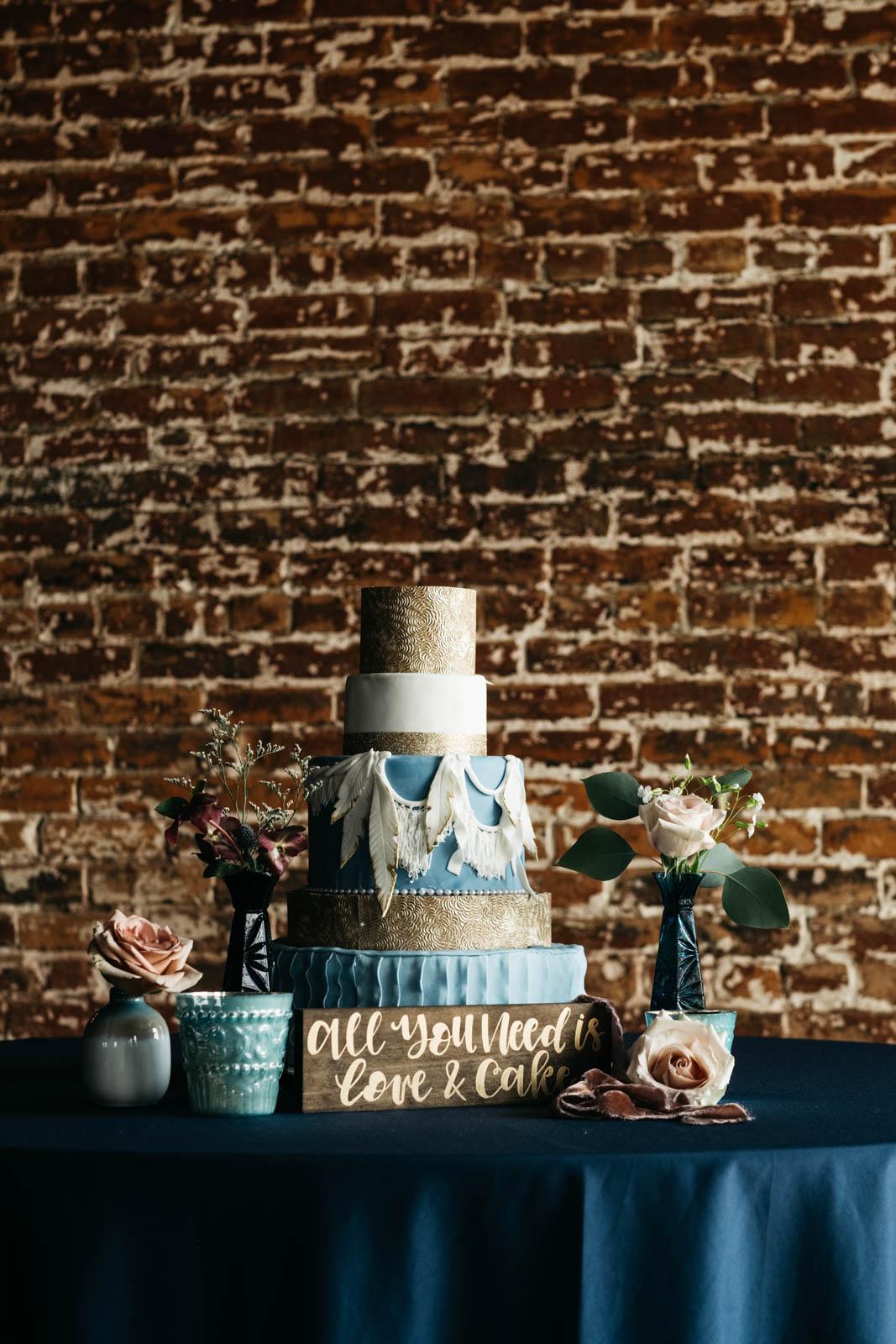Wedding Cake done by