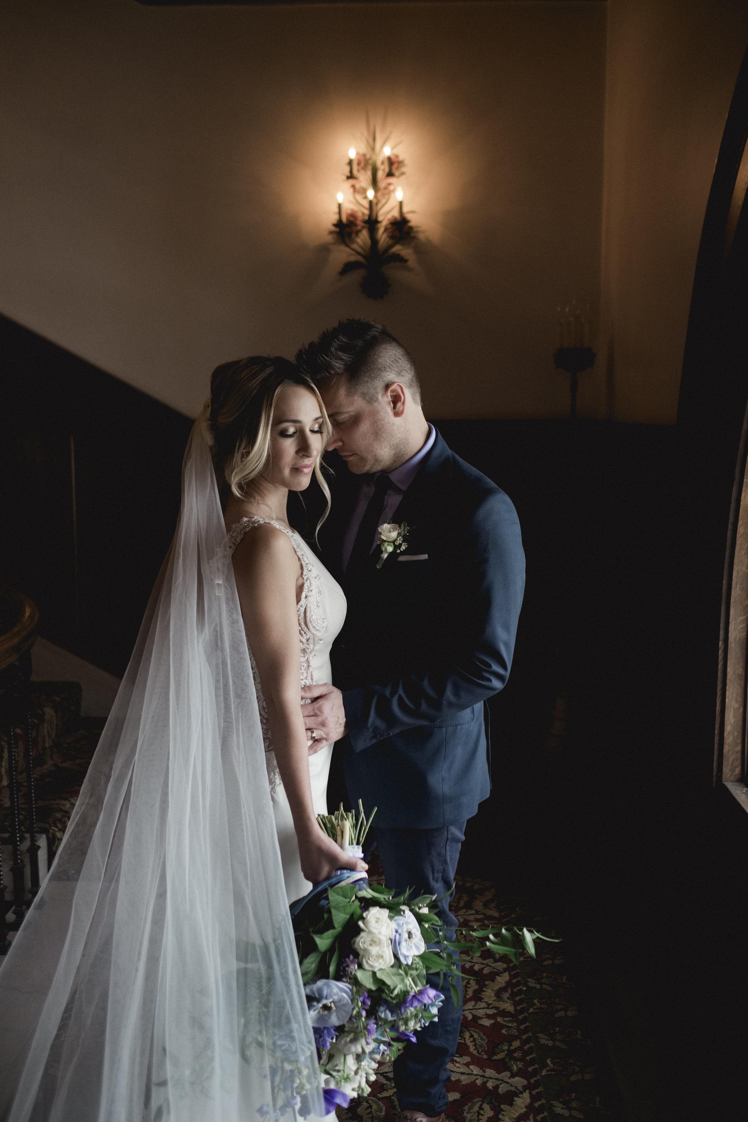 Toledo Wedding Photographers at the Toledo Club for Styled Shoot