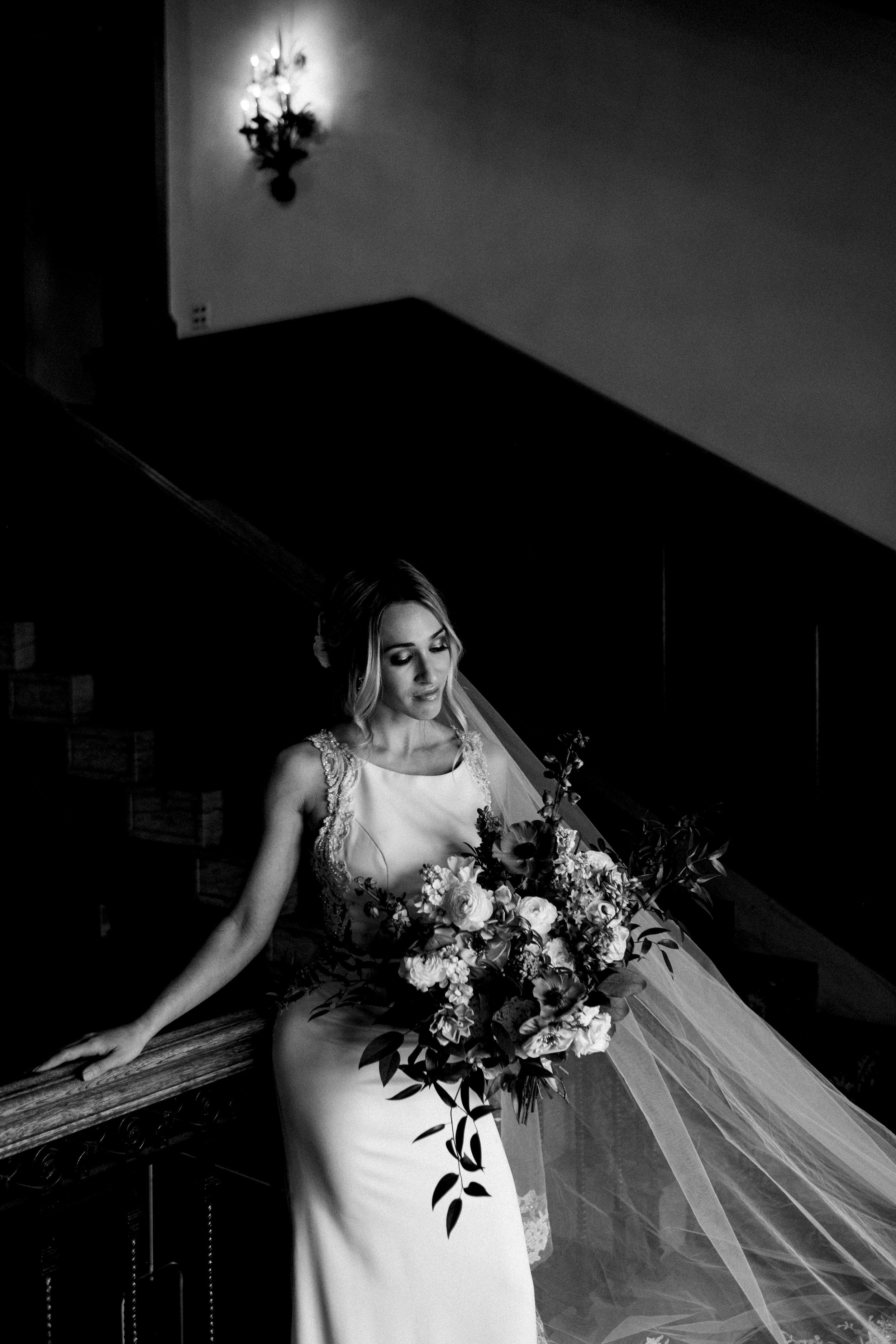 Toledo Wedding Photographers at Toledo Club for Styled Shoot
