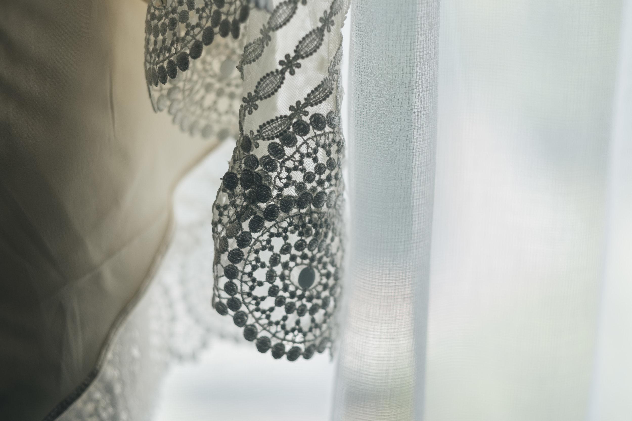 Lace Wedding Dress Inspiration in Toledo Ohio with Wedding Photographers