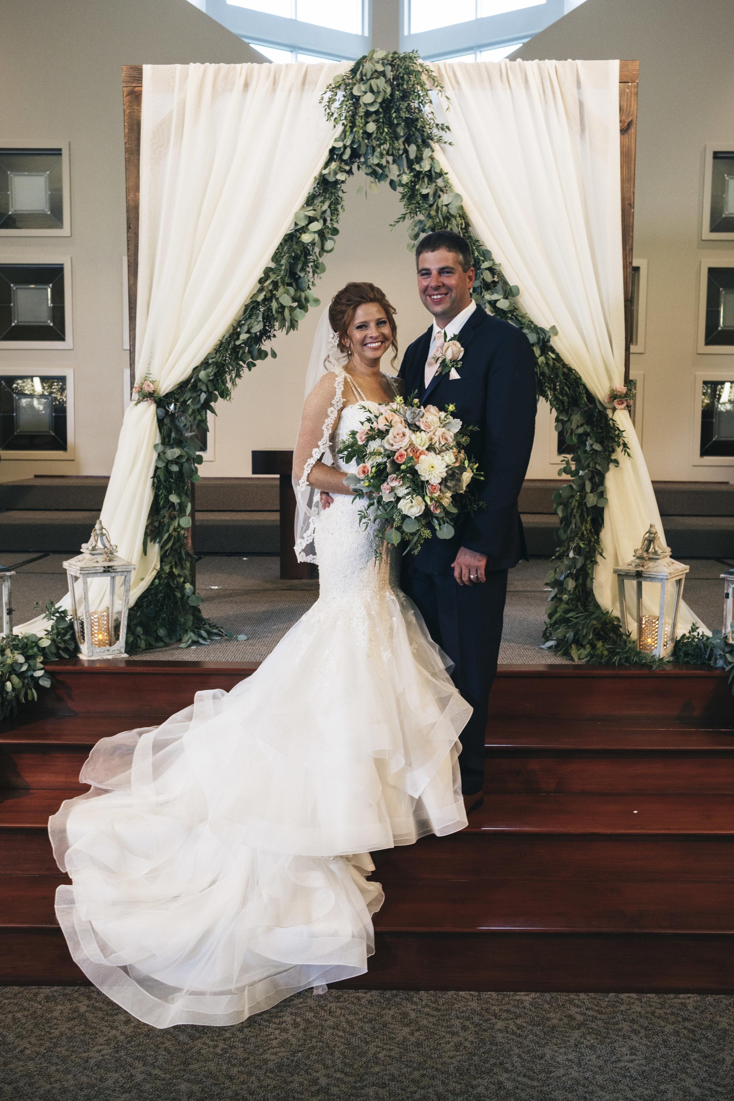 Wedding in Toledo Ohio with Photographers from the Northwest Ohio Area