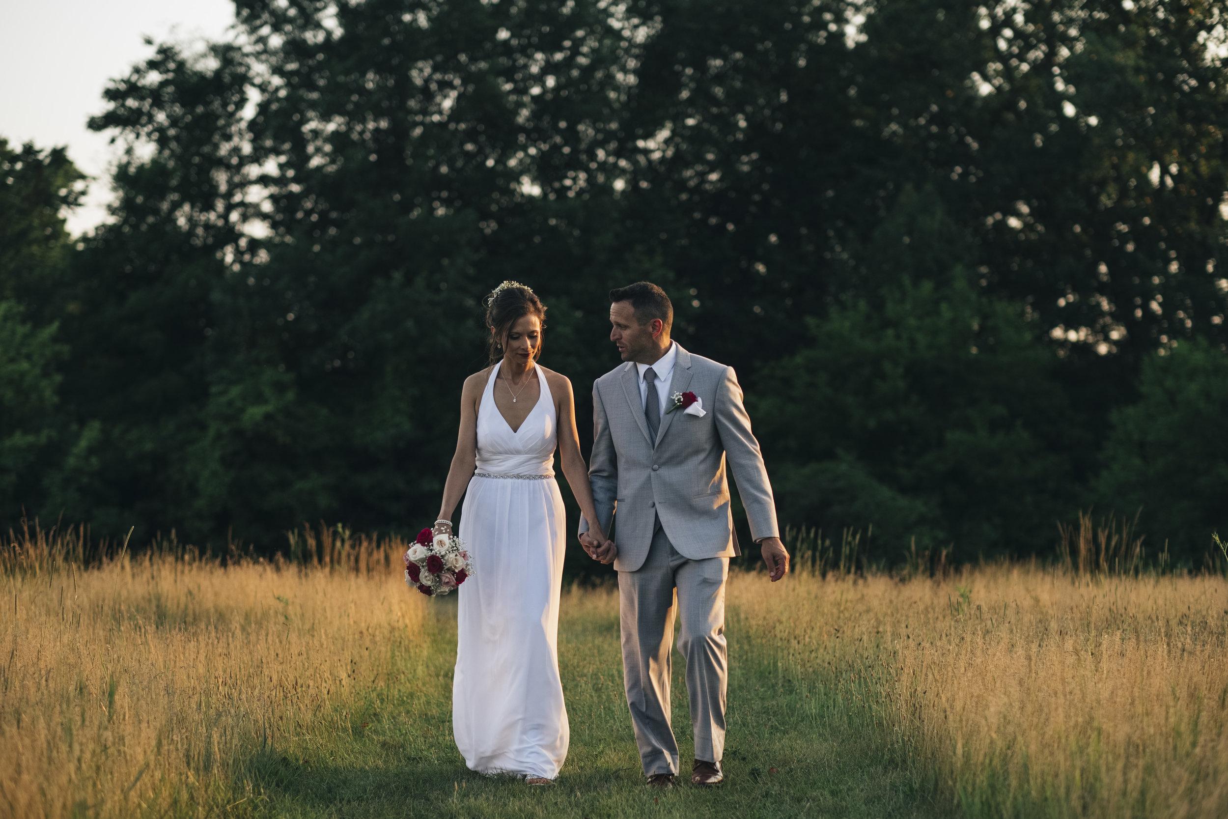Elopement in Toledo with Wedding Photographers from Ohio