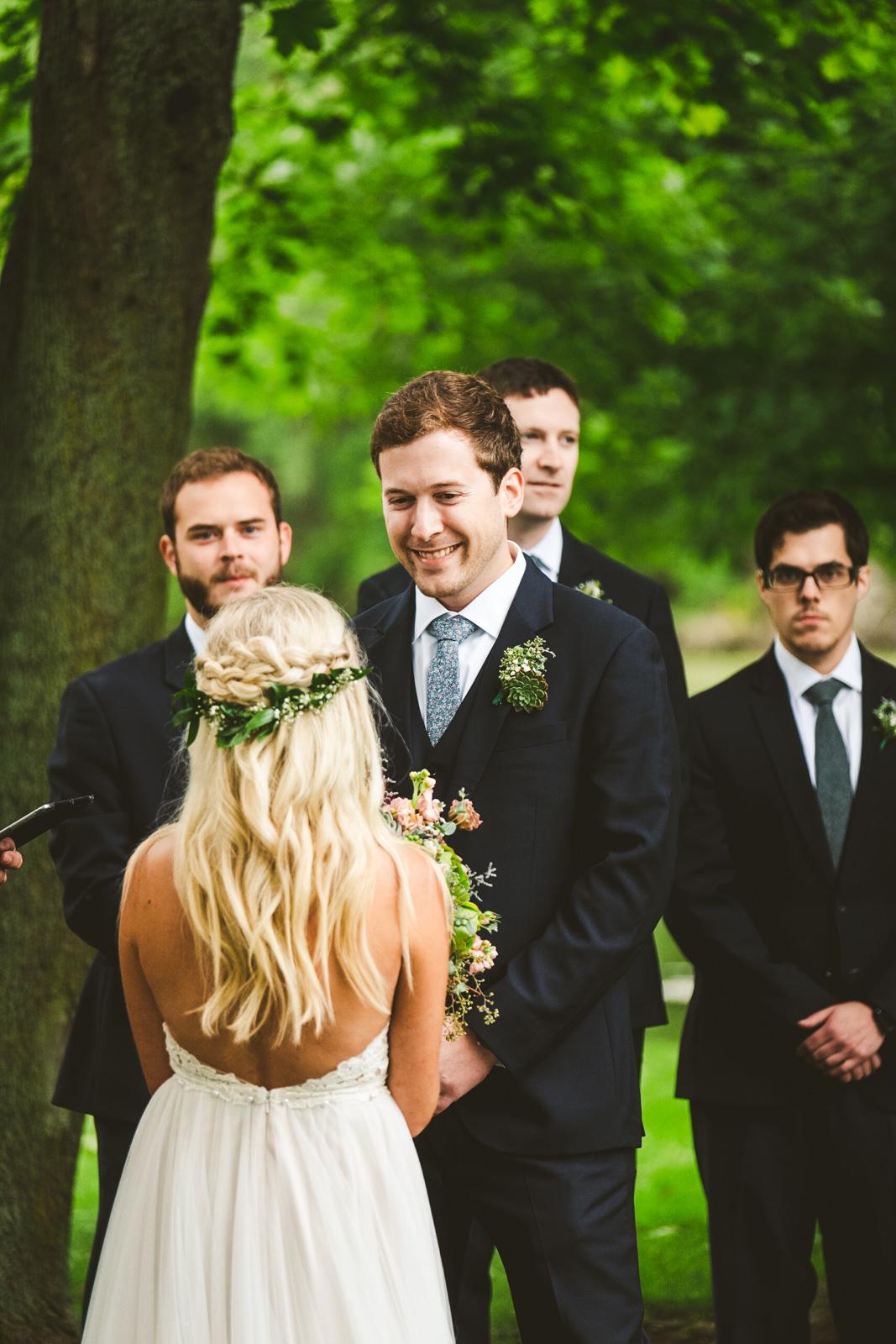 Toledo Ohio Wedding and Destination Photographers at Gervasi Vineyard Wedding