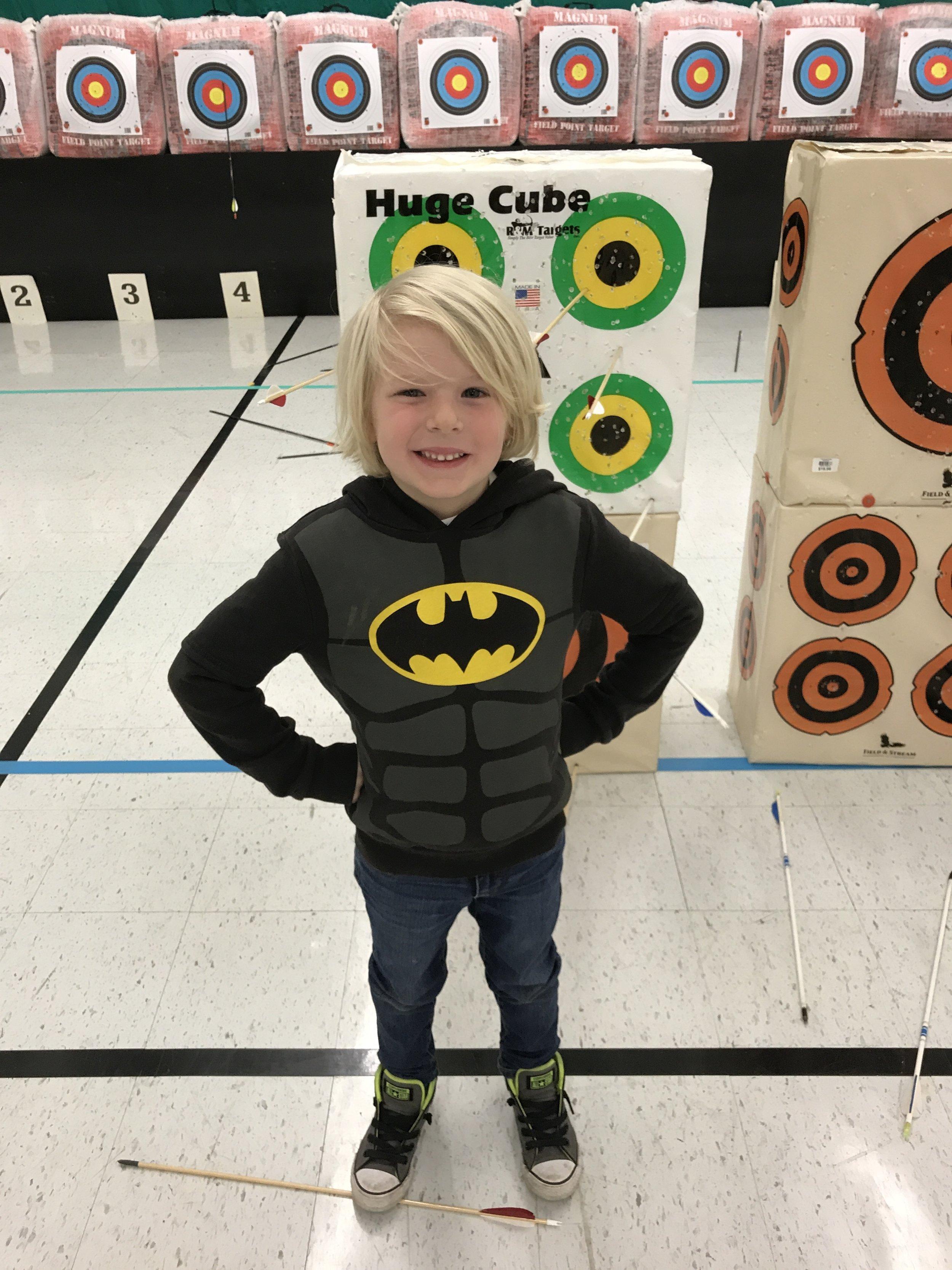 Fun Archery Lesson with Toledo Ohio Photographers