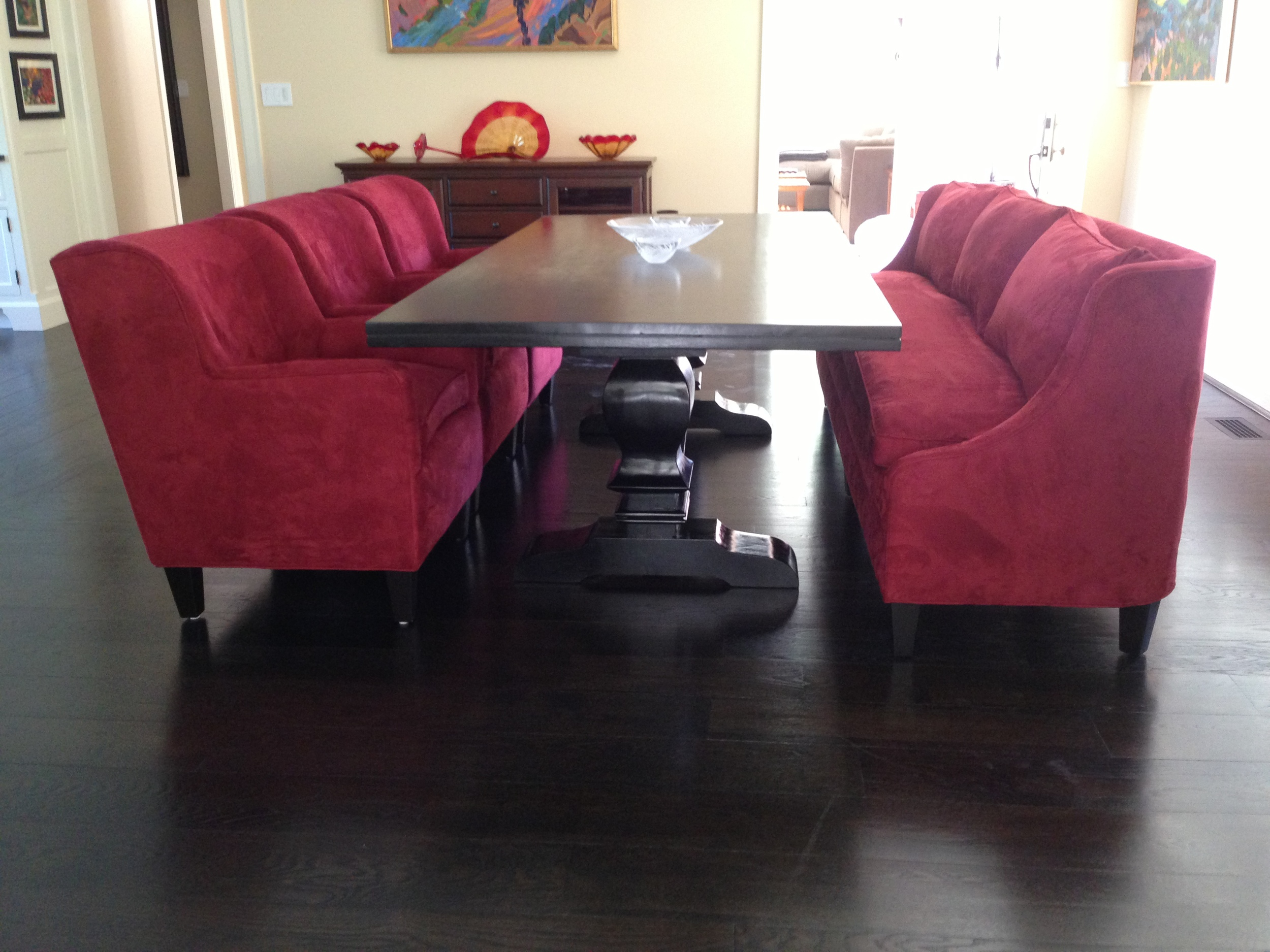 Custom Dining Room Set