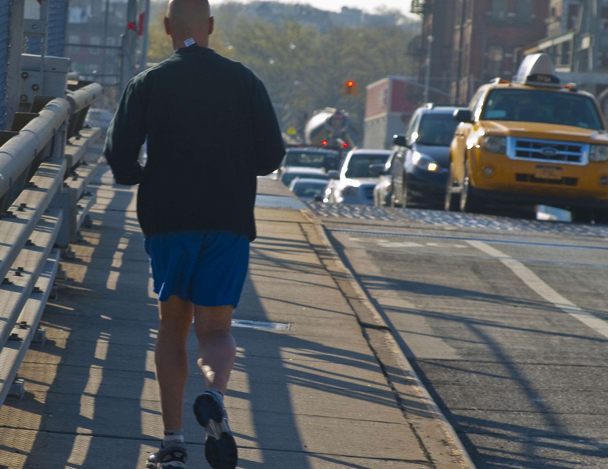 Runner - Gowanus Brooklyn