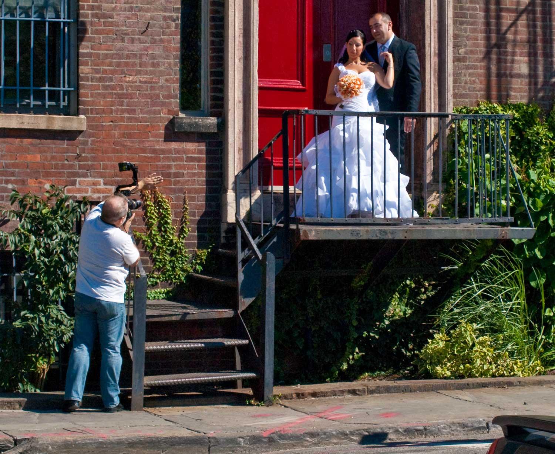 Brooklyn Bridge Park - Wedding Photographs