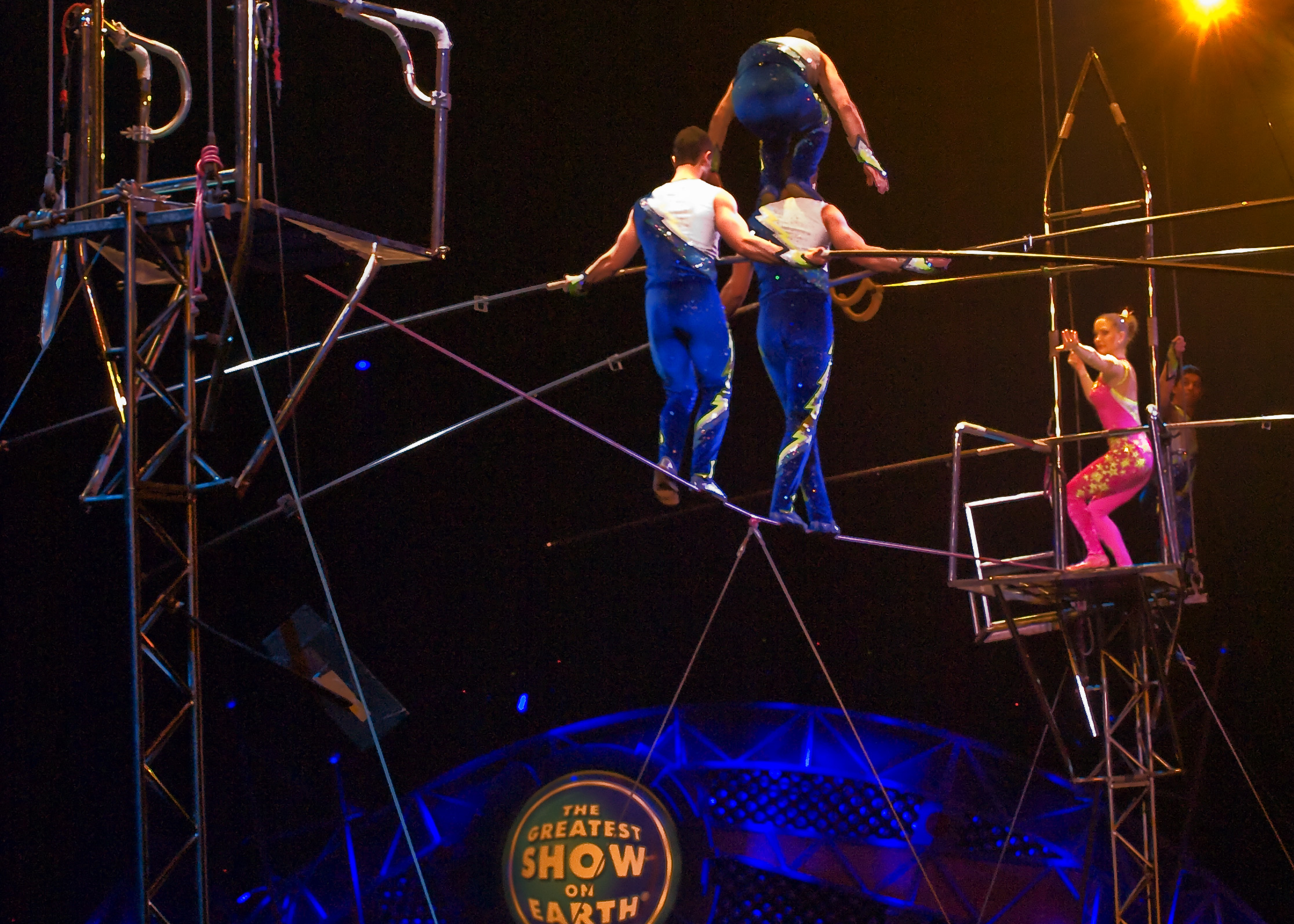 Circus: High Wire