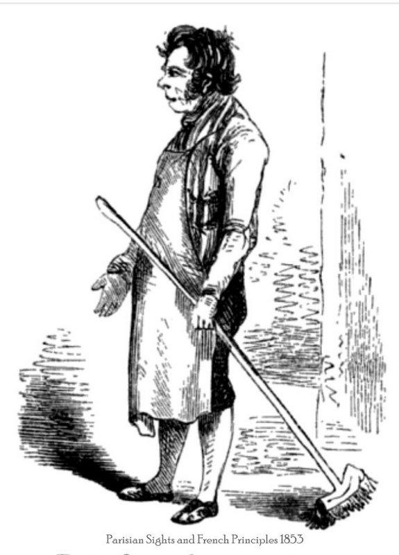 Porter of Paris
