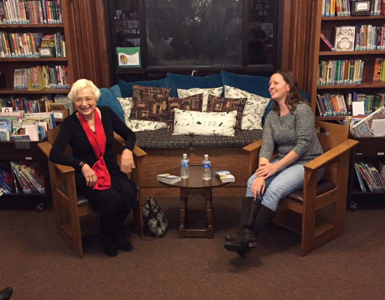 A conversation with author Caroline Linden at the   Bacon Free Library  , Natick MA