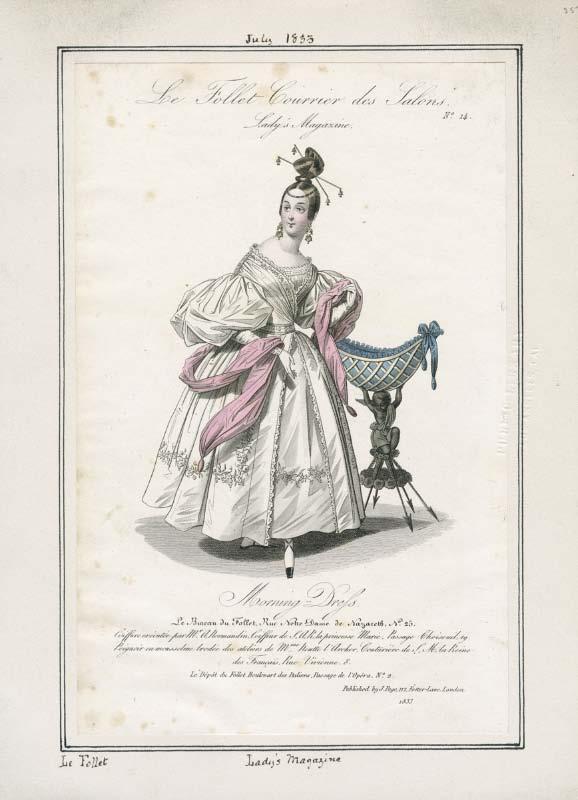 1833-07 Morning Dress French-Le Follet.jpg