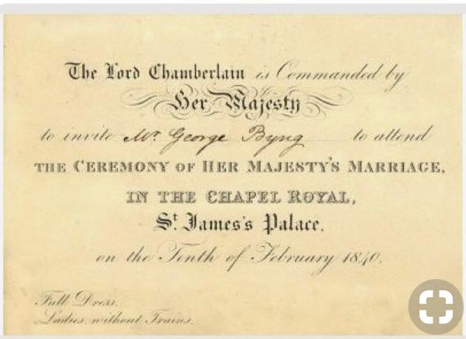 Victoria - Invitation to Queen Victoria's Wedding.jpg