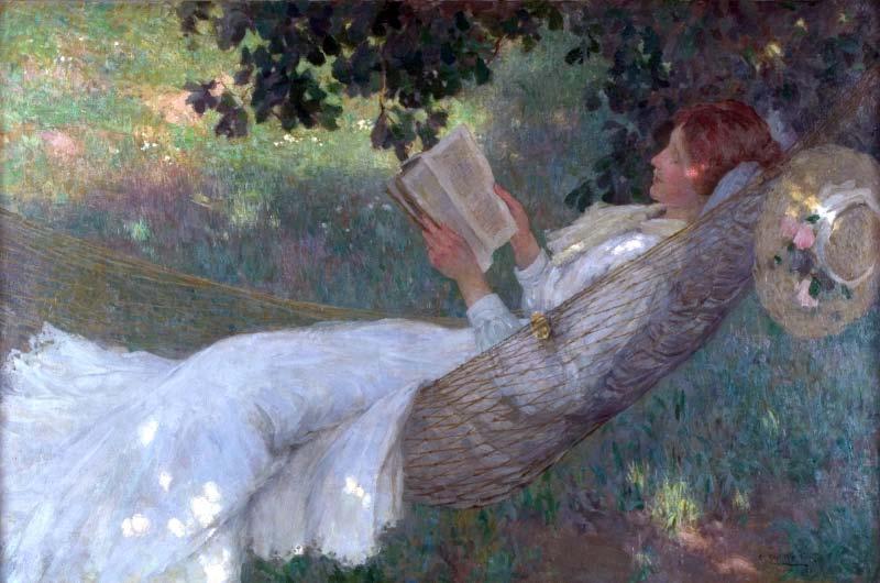 E. Phillips Fox, A Love Story (1903)