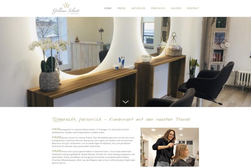 www.goldener-schnitt.ch - Webdesign