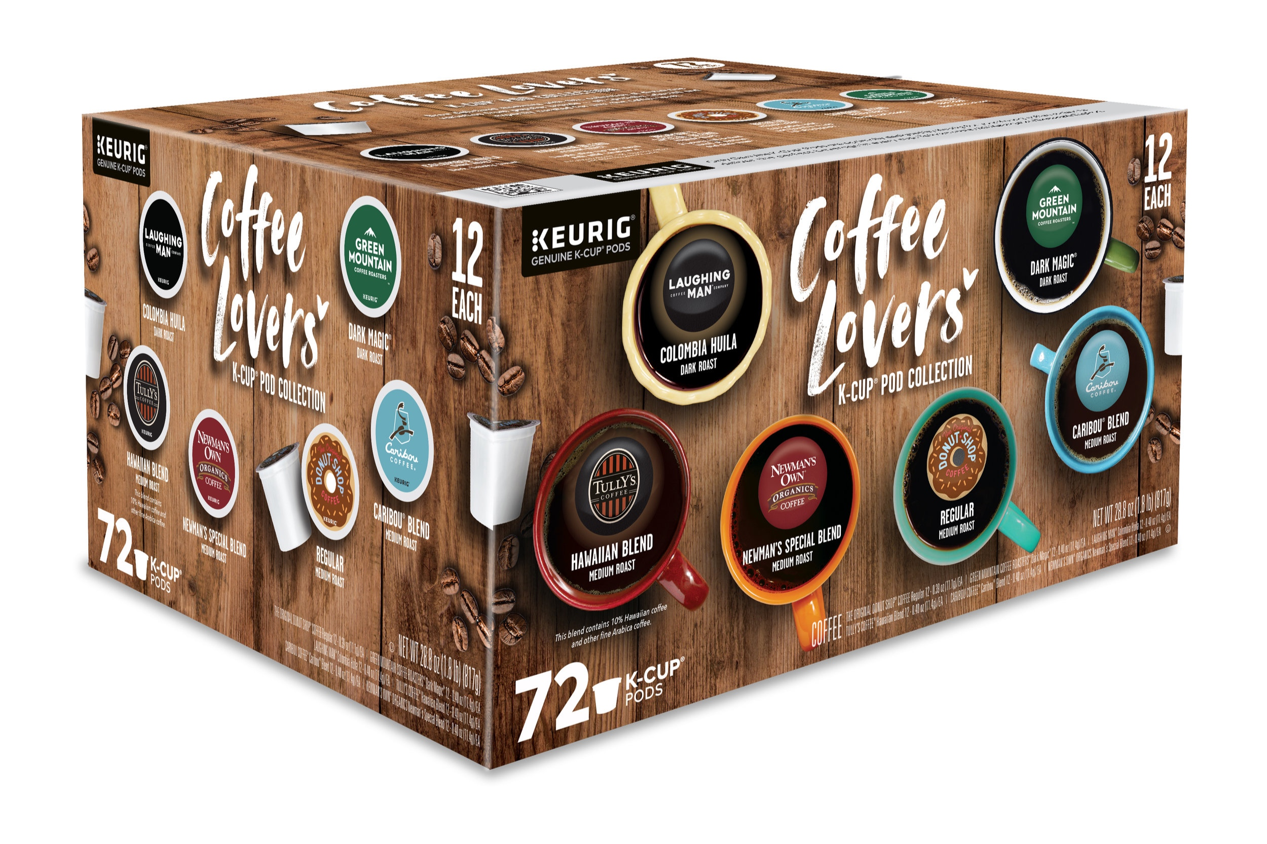 COSTCO COFFEE LOVERS' COLLECTION