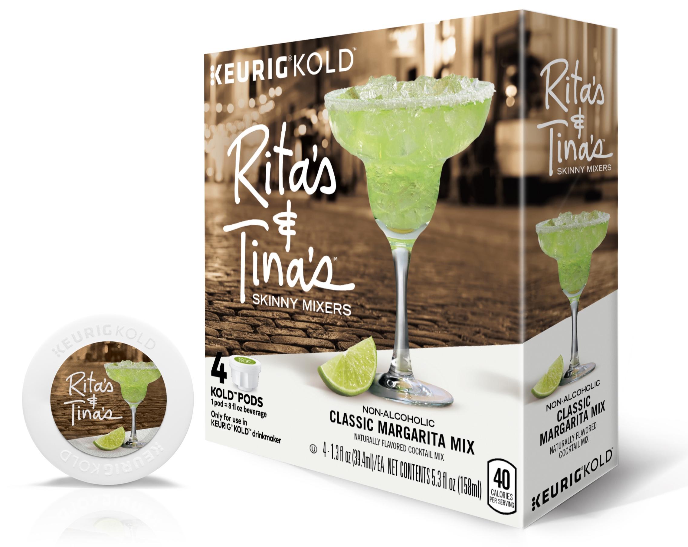 RITA'S & TINA'S COCKTAIL MIXERS