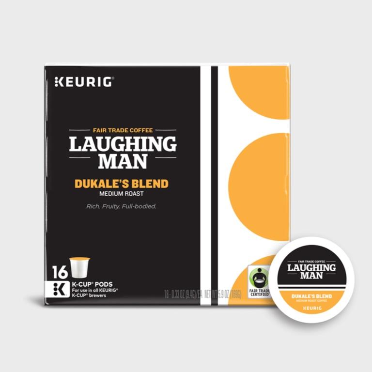 LAUGHING MAN COFFEE