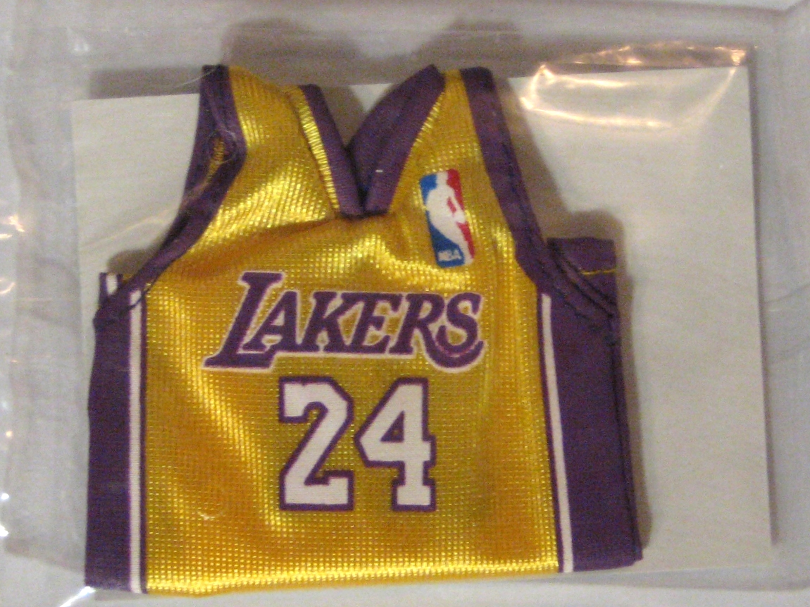 2007-08 Upper Deck Mini Jersey Kobe Bryant
