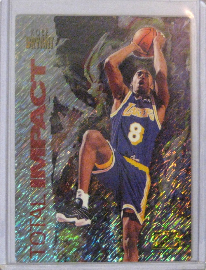 1997-98 Z-Force Total Impact Kobe Bryant