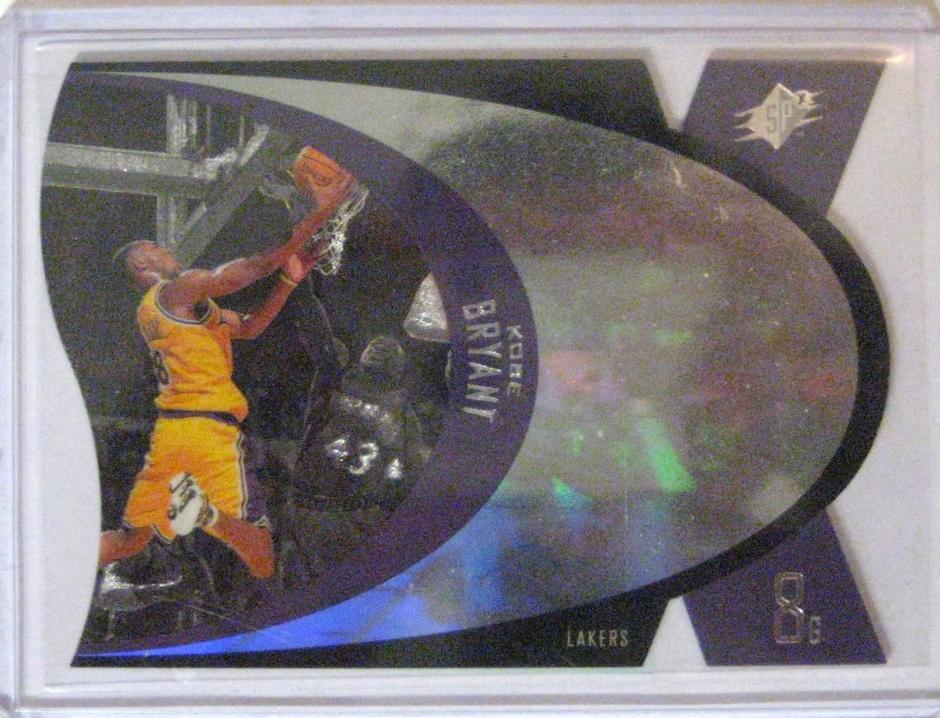 1997 SPX #22 Kobe Bryant