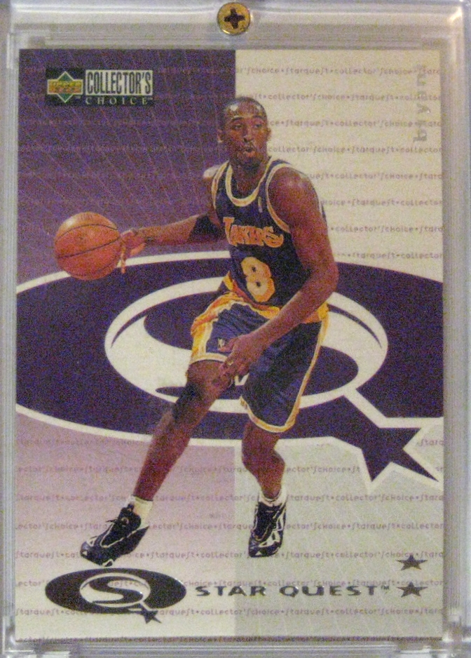 1997-98 Collector's Chouce StarQuest