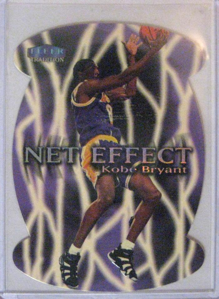1999-00 Fleer Net Effect Kobe Bryant