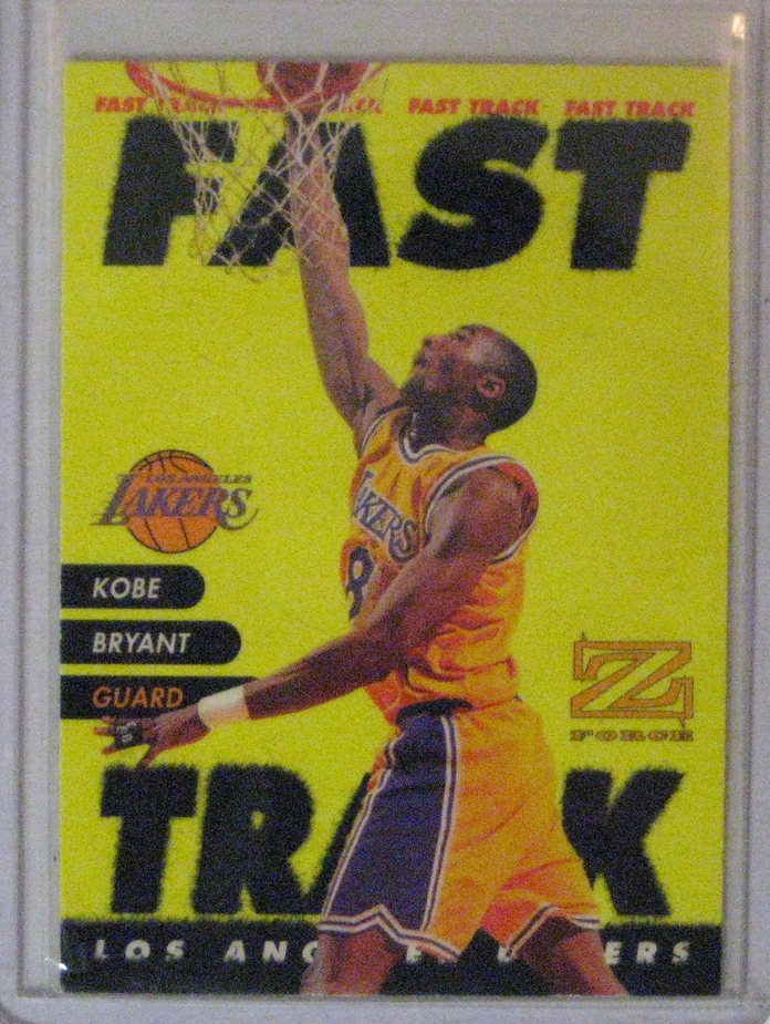 1997-98 Skybox Z-Force Fast Track