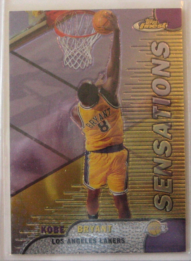 1999-00Topps Finest Sensations