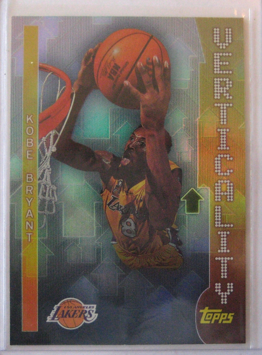 2002-03 Topps Verticality
