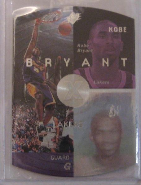 1997-98 SPX Kobe Bryant