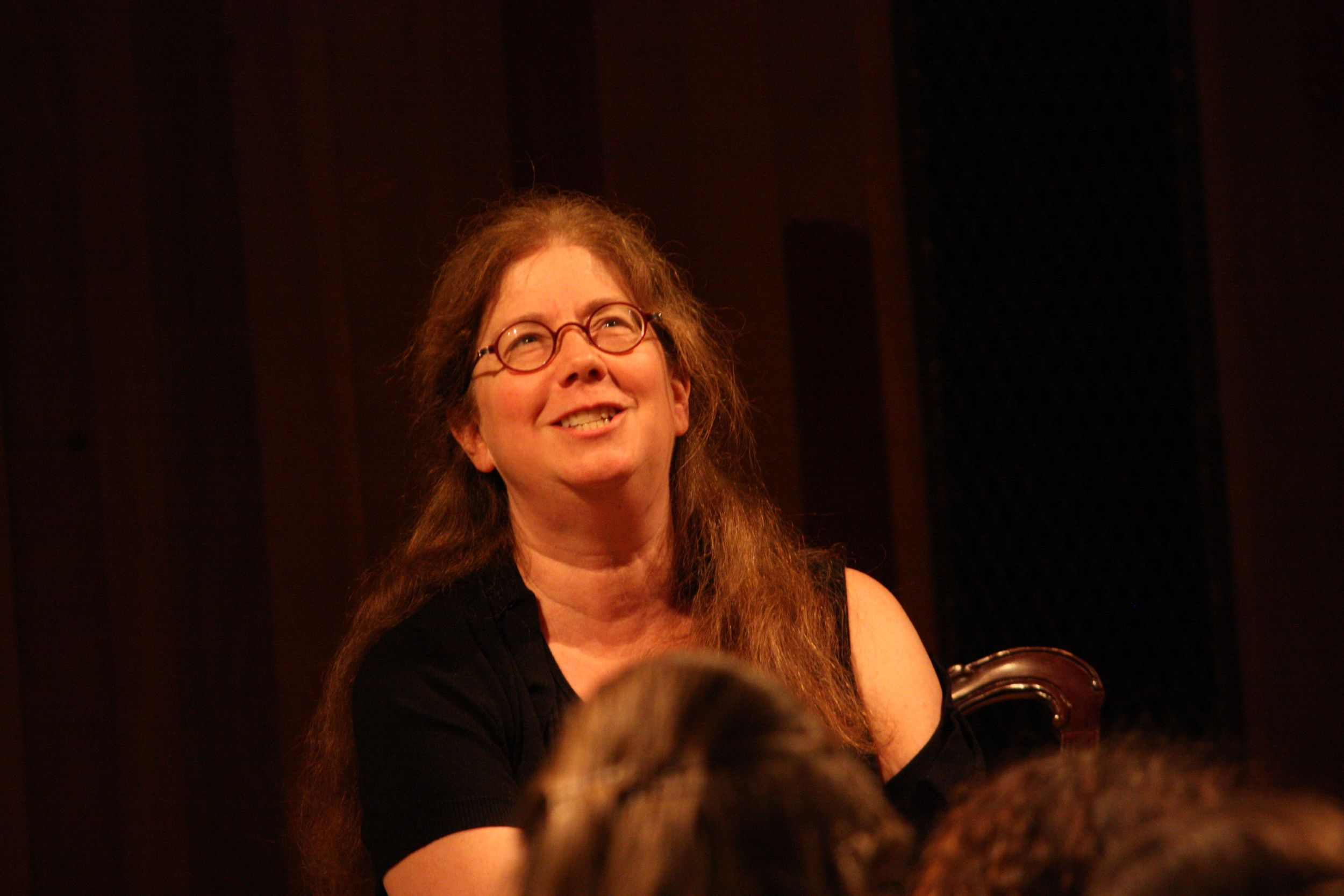 Mary Zimmerman, American playwright and director