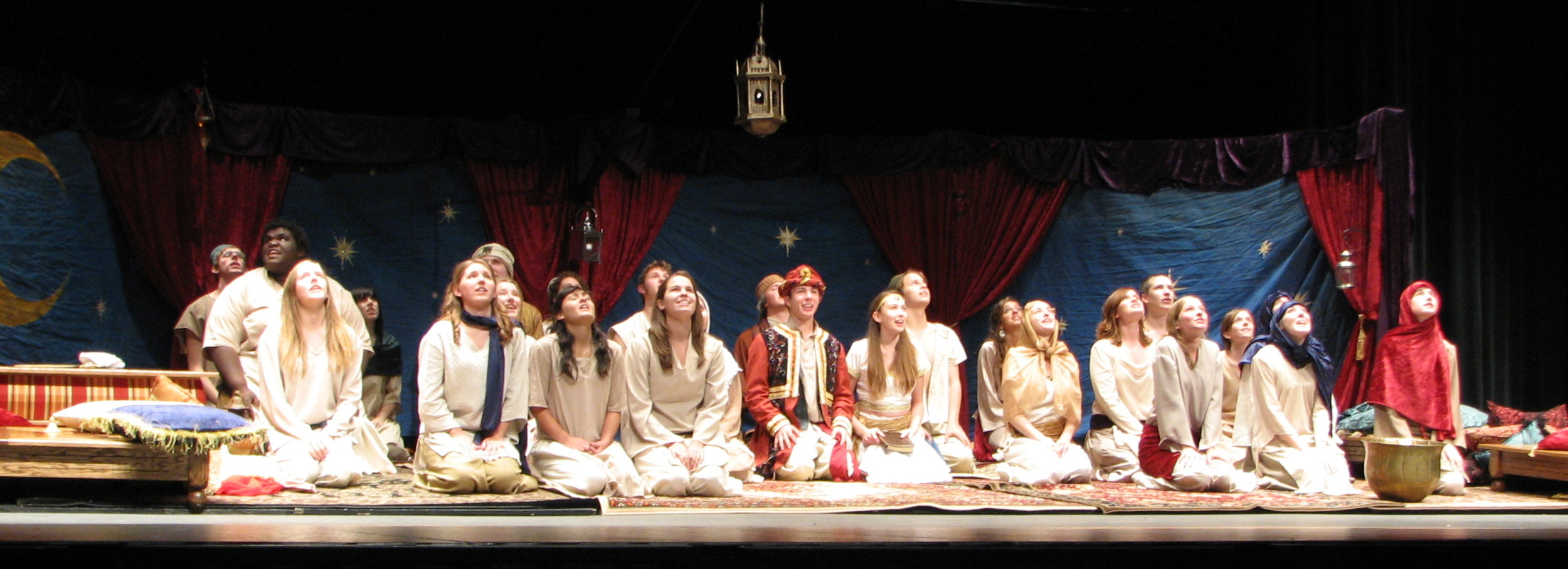 The Arabian Nights One Act
