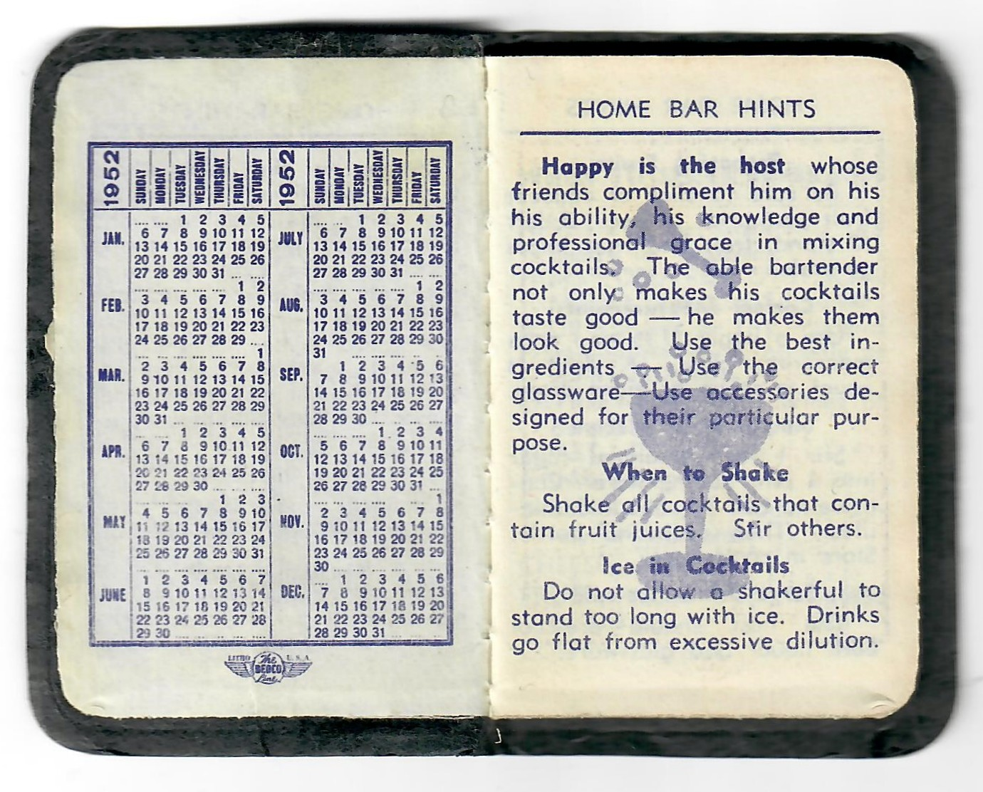 02  The Pastime Hints for the Home Bar 1953.jpg