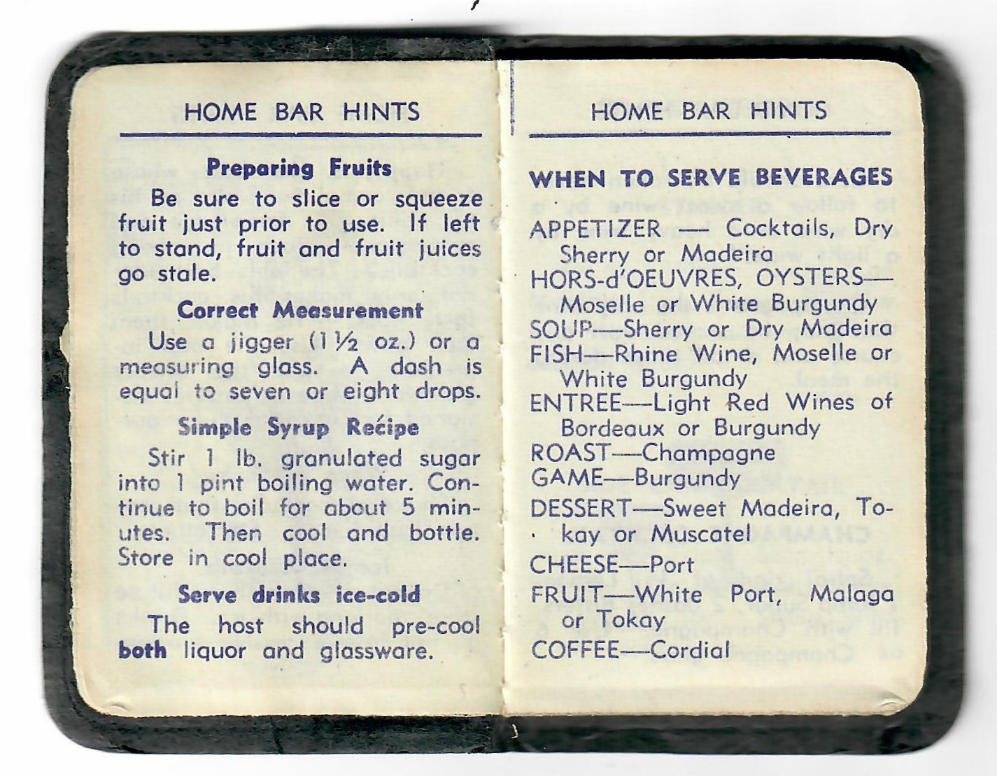 03  The Pastime Hints for the Home Bar 1953.jpg