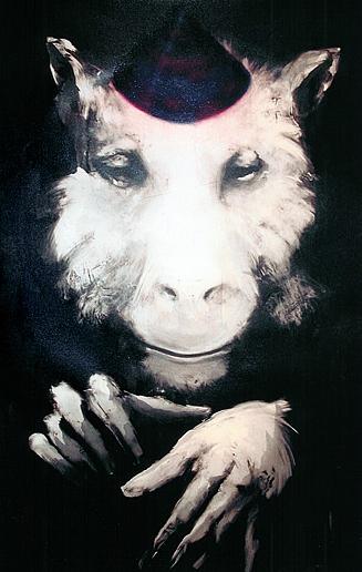 Monkey with Cap