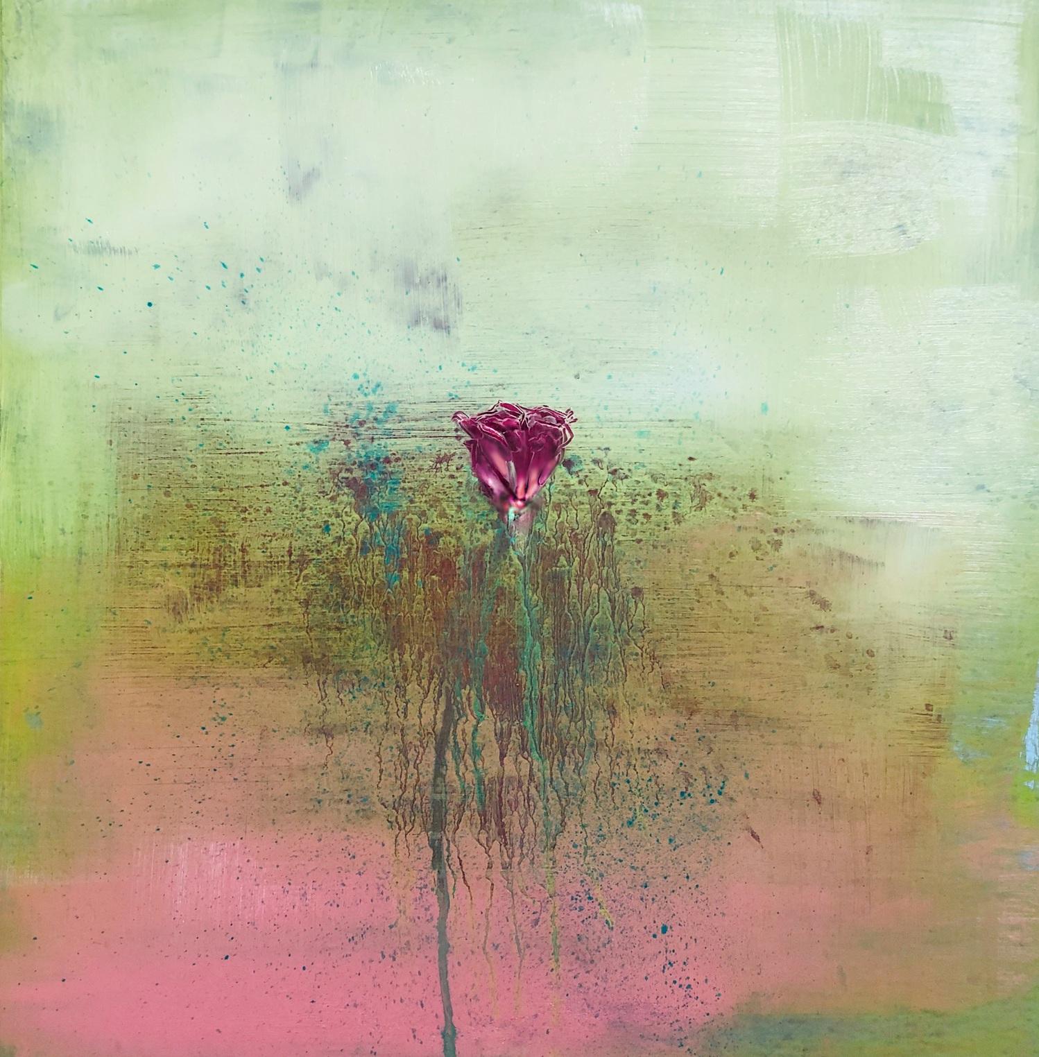 Small Sudy #2, Rose