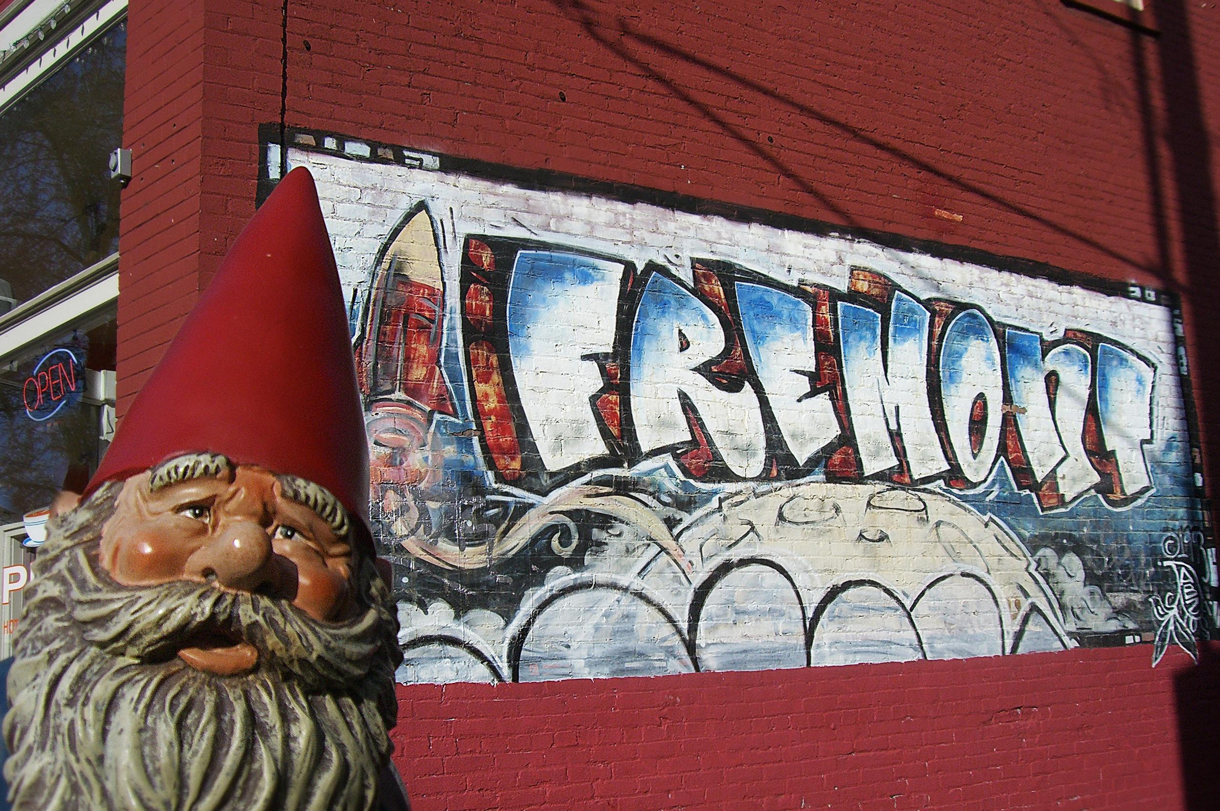 Fremont Graffiti (GRAF)
