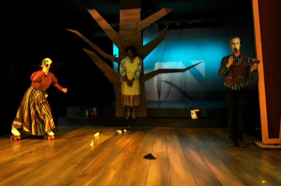 Theater: Blackface