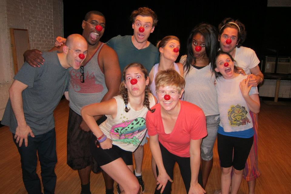 Clown Class at The Studio/NY