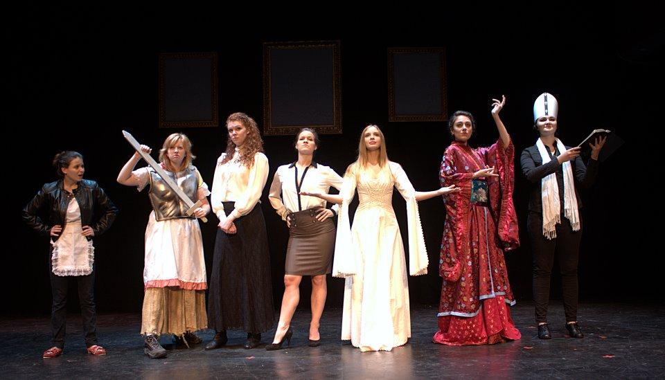 Theater: Top Girls