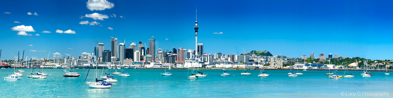 *** 'Auckland City at Play'