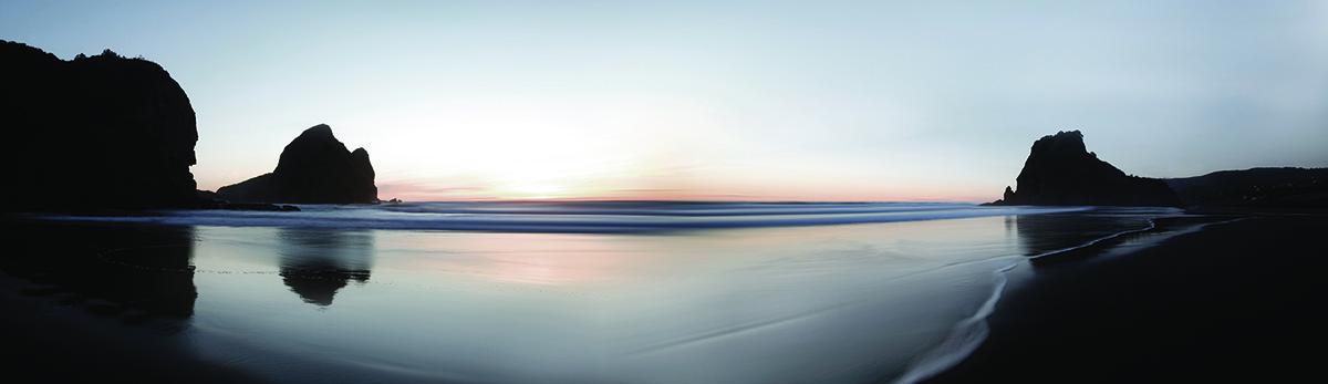Piha Sunset by Lucy G
