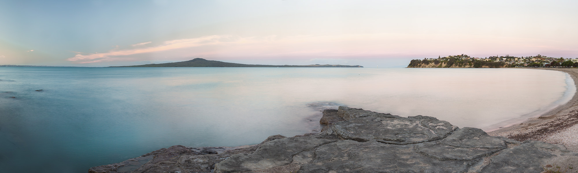 (STHEL 2015-5) - St. Heliers sunset