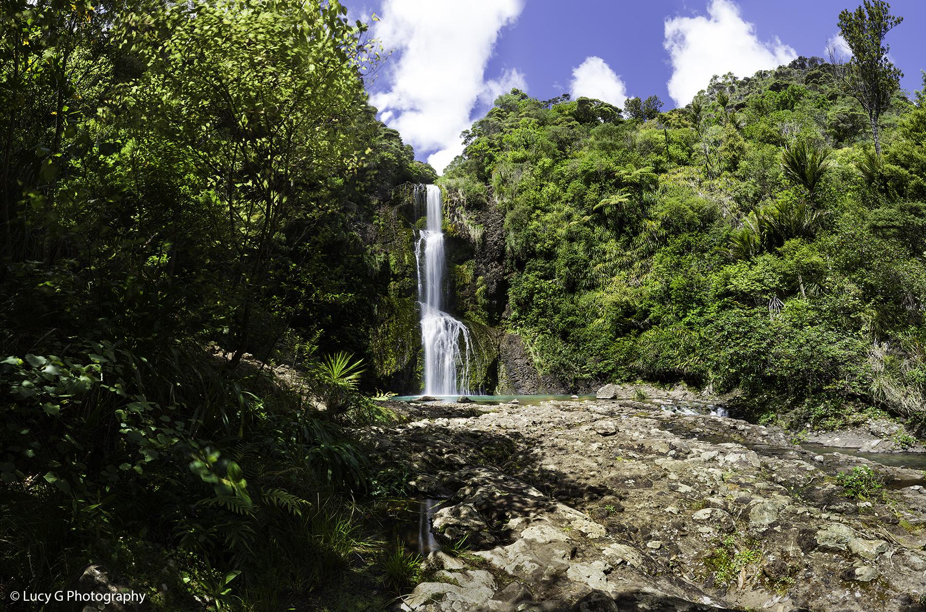 BUSH 2015-2 Kitekite Falls Piha
