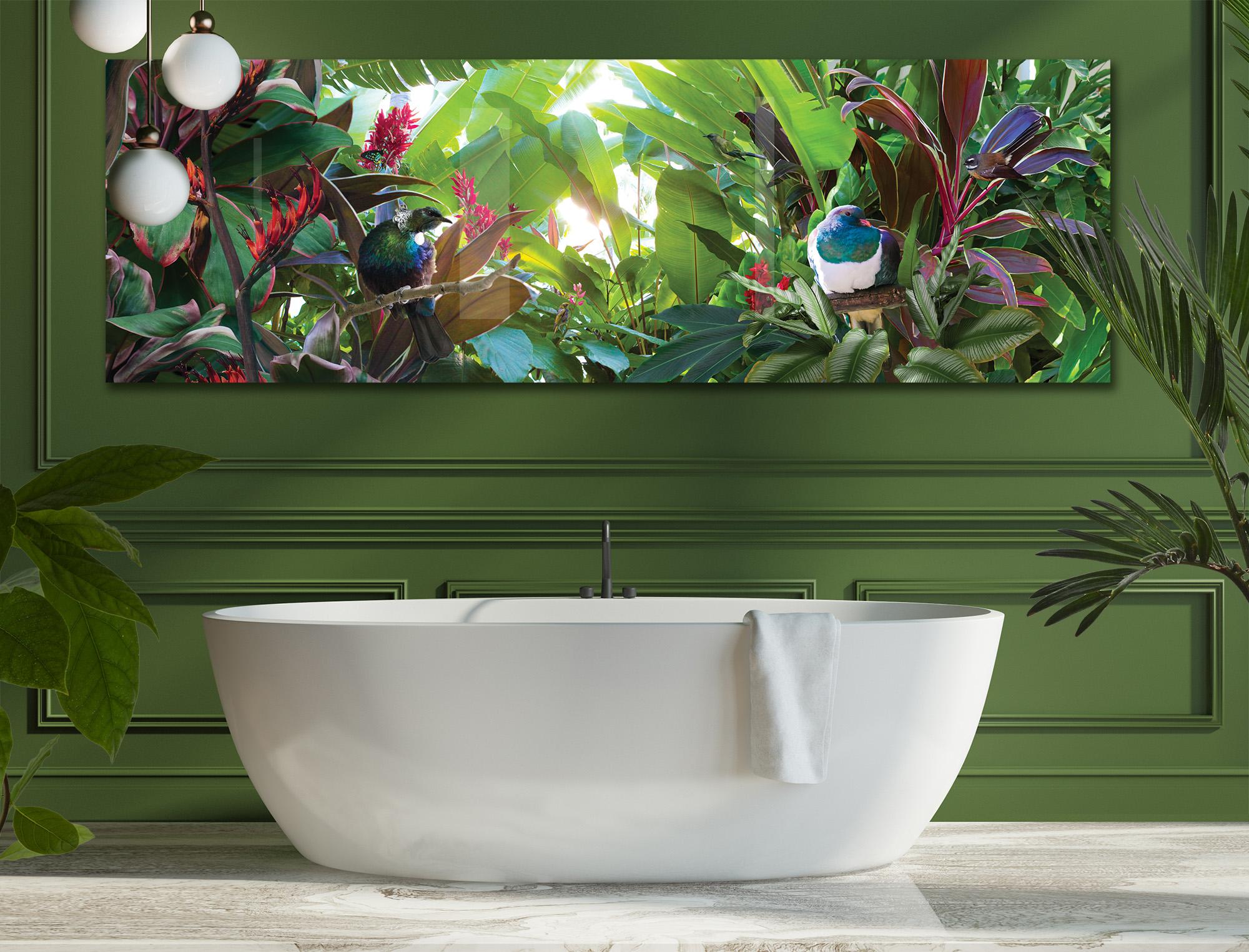 tropical paradise on wall lr.jpg